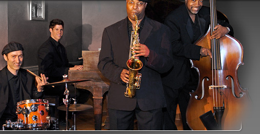 UpBeat Jazz Quartet | Live Music Corporate Entertainment